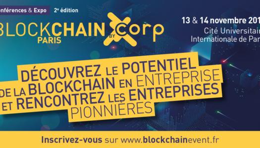Management & Data Science partenaire du BlockchainParis  2019 – 13/14 Novembre