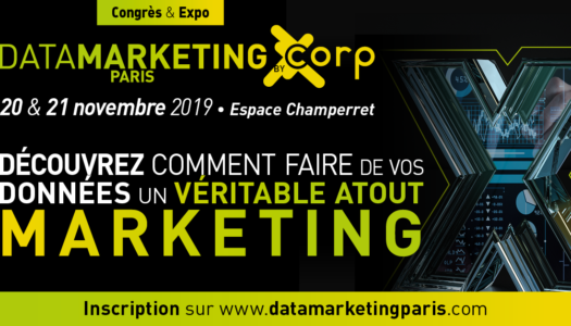 Management & Data Science partenaire du BigDataWorld Paris 2019 – 27/28 Novembre